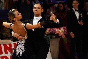 Nikolay Govorov - Eugeniya Tolstaya - Weltmeister 10 Tänze 2015 - Foto: (c) Salsango - Kasten Heimberger