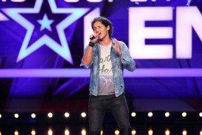 Supertalent-Kandidaten am 28.11.2015 - hier Marco Angelini - Foto: © RTL / Frank Hempel