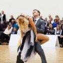 Vadim Garbuzov - Kathrin Menzinger wollen den WM-Titel zur WM 2015 Kür -Show Dance- Latein - Foto: (c) Regina Courtier