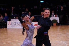 Vitaly Panteleev - Angelina Nechkhaeva - Sieger AOC 2015 WDSF-PD Latein Open - Foto: (c) Salsango - Karsten Heimberger