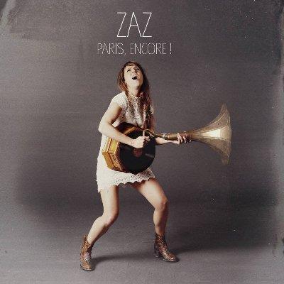 ZAZ - Paris, Encore! Live-DVD+CD und Konzerte 2016
