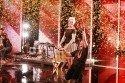 Im Finale Supertalent 2015 - wer ist dabei - hier Gold-Buzzer von Inka Bause für die Band InFusion