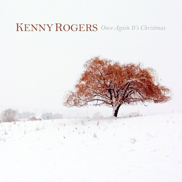 Kenny Rodgers - Weihnachts-CD Once Again It's Christmas