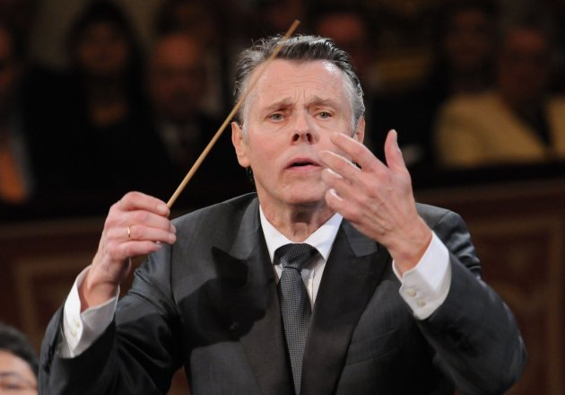 Mariss Jansons ist Dirigent beim Wiener Neujahrskonzert 2016