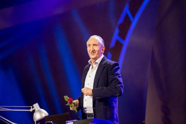Mike Krüger in der Helene Fischer Show 2015