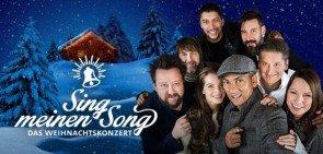 Sing meinen Song - Das Weihnachtskonzert am 15.12.2015