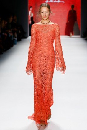 Abendkleider von Minx by Eva Lutz Mode Herbst-Winter-2016-2017 Fashion Week Berlin Januar 2016 - 4