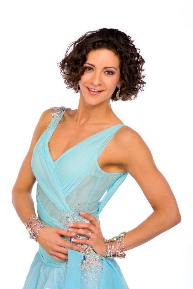 Alexandra Scheriau - Profitänzerin bei den Dancing Stars 2016