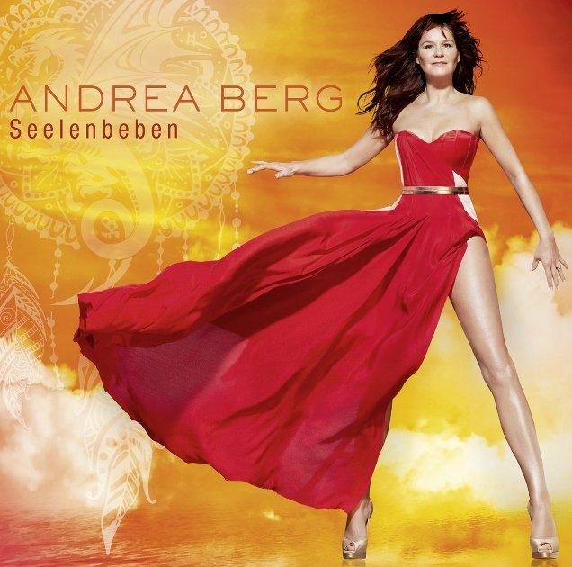 Andrea Berg 2016 - Neue CD Seelenbeben angekündigt