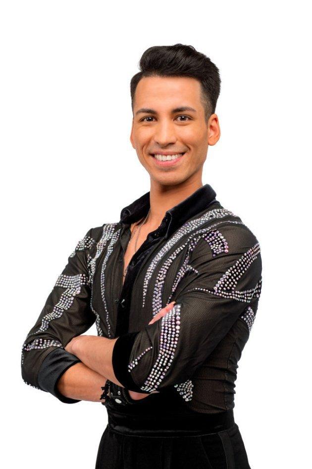 Andy Pohl - Profitänzer bei den Dancing Stars 2016