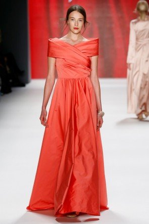 Ball-Kleid von Minx by Eva Lutz Mode Herbst-Winter-2016-2017 Fashion Week Berlin Januar 2016