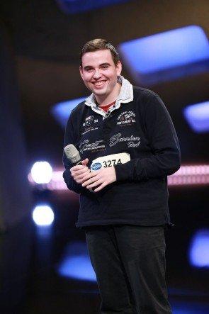 Christopher Göpner - Kandidat DSDS 30.1.2016