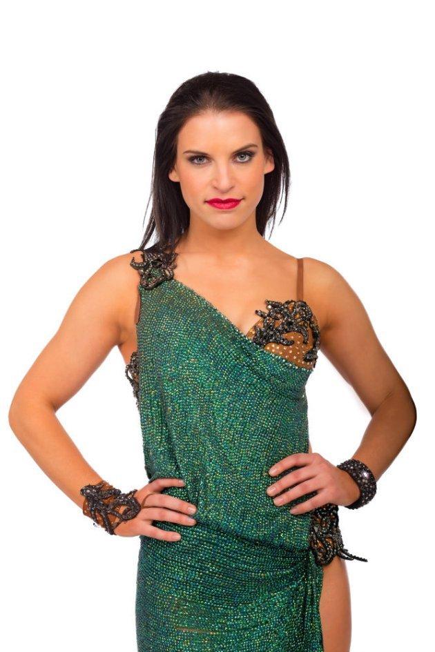 Cornelia Kreuter - Profitänzer bei den Dancing Stars 2016