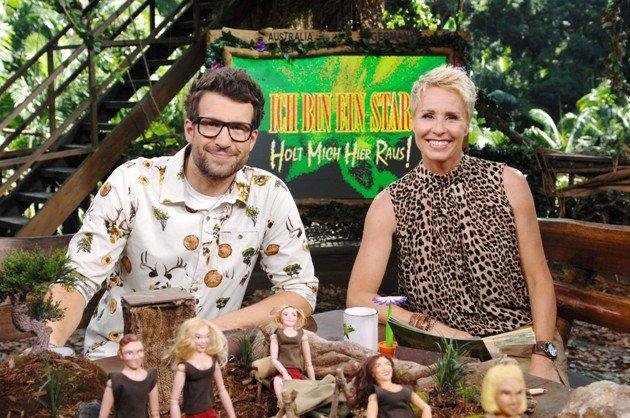 Dschungel-Camp 2016 - Daniel Hartwich und Sonja Zietlow