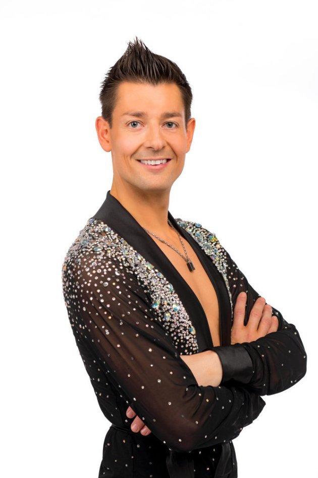 Florian Gschaider - Profitänzer bei den Dancing Stars 2016
