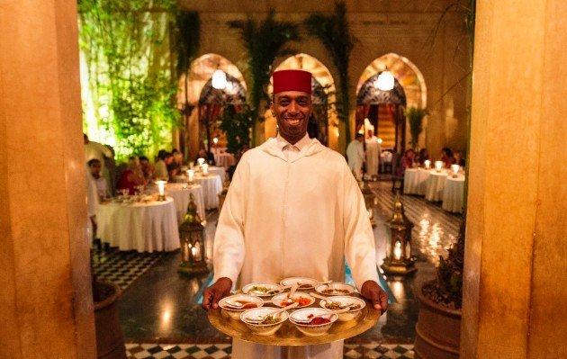 Grüne Woche 2016 - Partnerland Marokko
