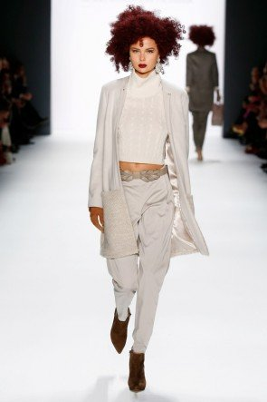 Guido Maria Kretschmer Mode Herbst-Winter 2016-2017 Fashion Week Berlin Januar 2016