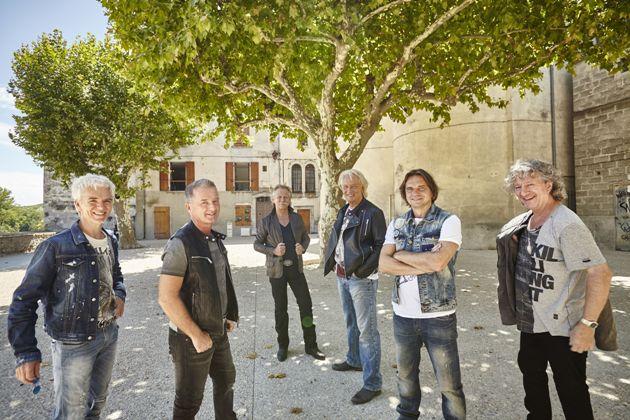 Höhner in Süd-Frankreich, wo das neue Album entstand