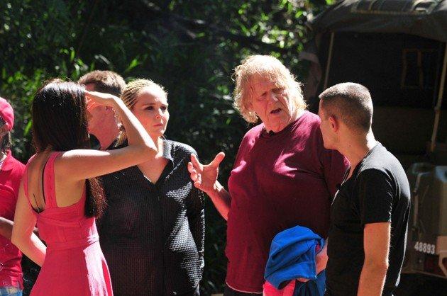 IBES 2016 Kandidaten auf dem Weg ins Dschungel-Camp 2016