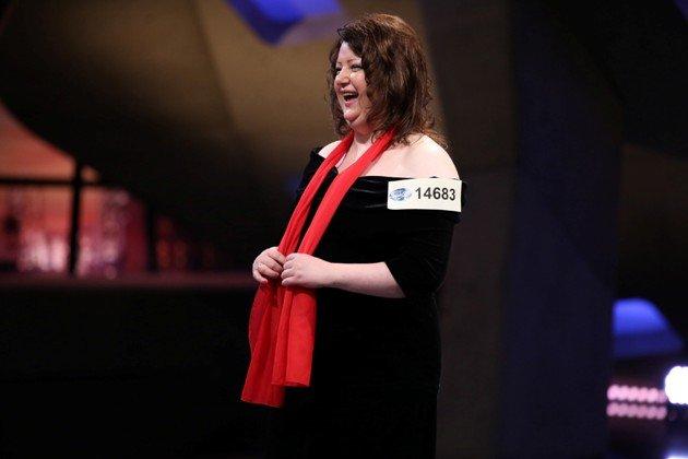 Jana Deutsch - Kandidatin DSDS 9.1.2016