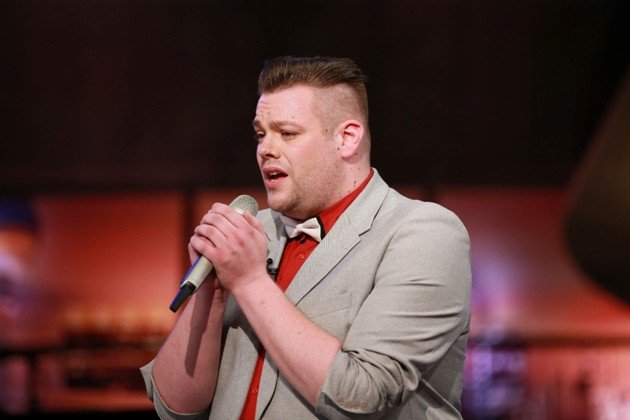 Kevin Brian Smith - DSDS-Kandidat 30.1.2016