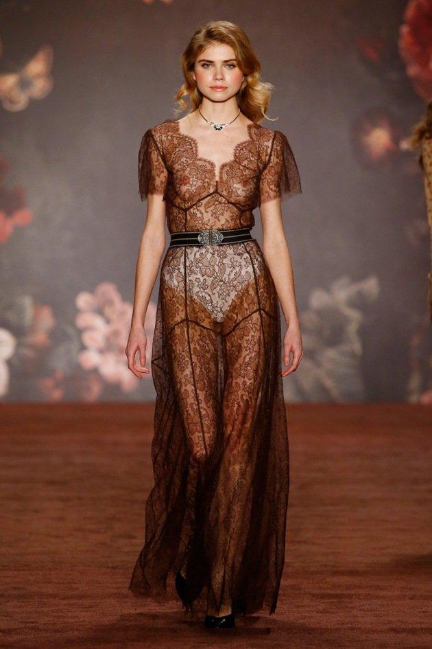 Fashion week januar 2017 berlin - Lena Hoschek Fashion Week Berlin Januar 2016 Mode Herbst