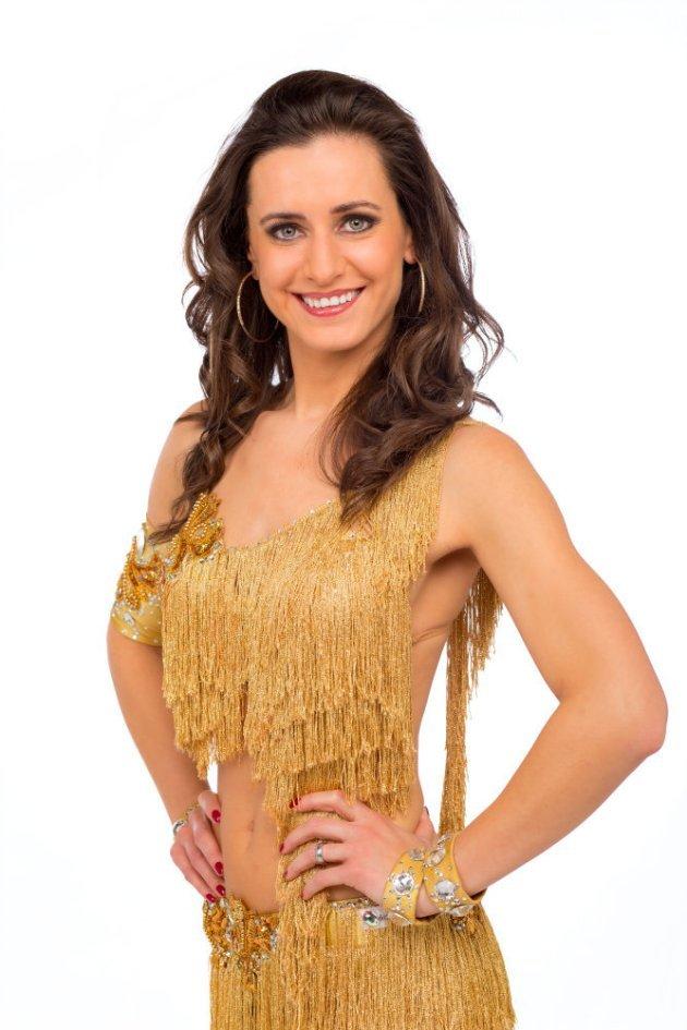 Lenka Pohoralek - Profitänzerin bei den Dancing Stars 2016