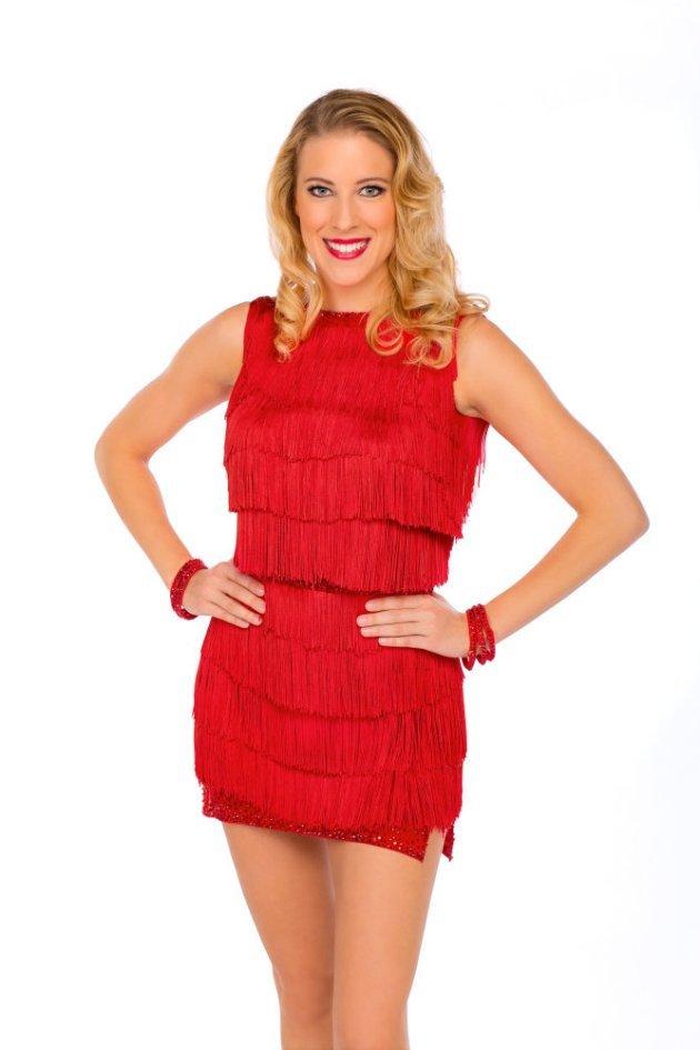 Maria Santner - Profitänzerin bei den Dancing Stars 2016