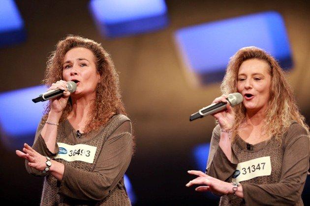 Marion Friesecke-Stoehr und Sabine Gatena DSDS 23.1.2016