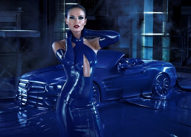 Mercedes-Benz Fashion Week Berlin Januar 2016 - Mode Herbst-Winter 2016
