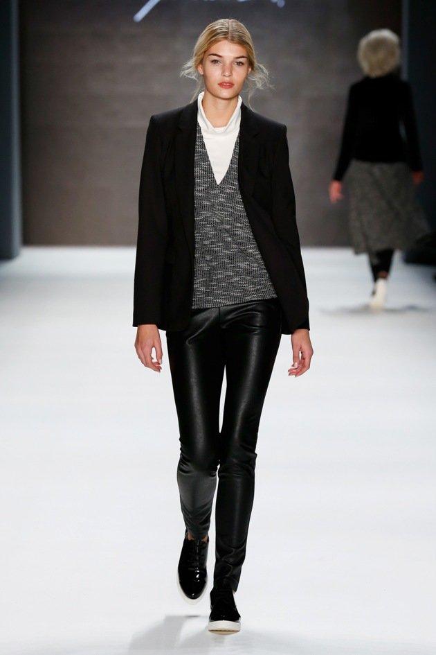 fashion herbst winter das kleine schwarze .