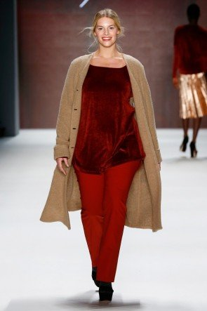 Minx by Eva Lutz Herbst-Winter-Mode 2016-2017 Fashion Week Berlin Januar 2016 - 5