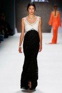 Minx by Eva Lutz - schöne Abendkleider zur Fashion Week Berlin Januar 2016 - Model Rebecca Mir