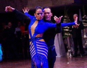 Nina Uszkureit und Sven Ninnemann - Gäste beim Salsa Congress Austria Jänner 2016