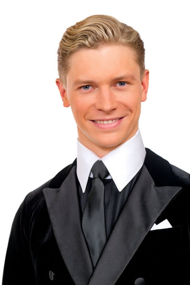 Paul Lorenz - Profitänzer bei den Dancing Stars 2016