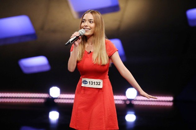 Ramona Mihajilovic - Kandidatin DSDS am 16.1.2016