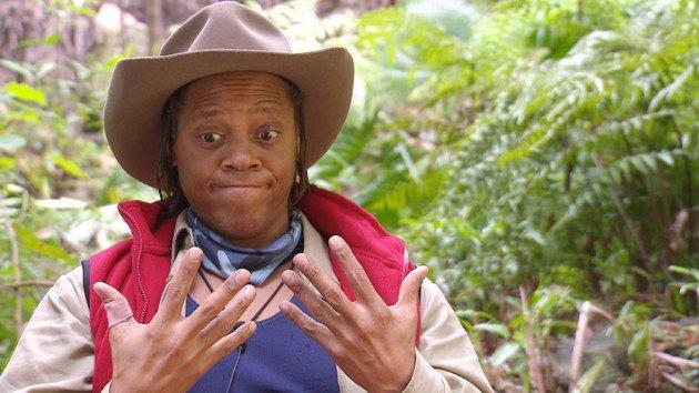 Ricky Harris - Neuigieriger Talk-Profi im Dschungelcamp 2016