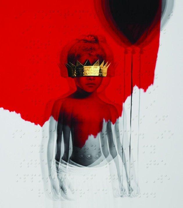 Rihanna neues Album Anti veröffentlicht