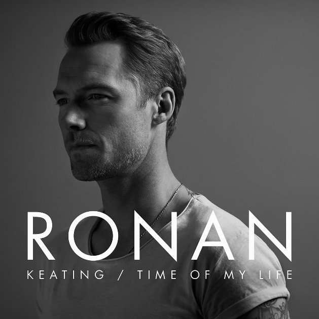 Ronan Keating - Neue CD Time of my life