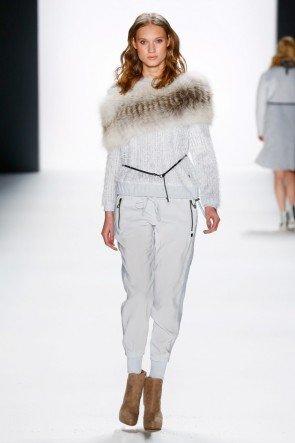 Sportliche Wintermode 2017 von Sportalm zur Fashion Week Berlin Januar 2016 - 01