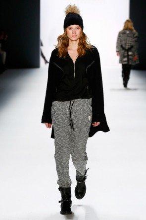 Sportliche Wintermode 2017 von Sportalm zur Fashion Week Berlin Januar 2016 - 08