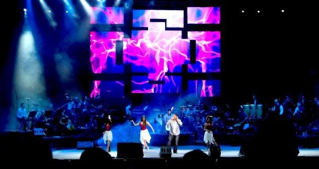 Tänzer bei Unity - The Latin Tribut to Michael Jackson