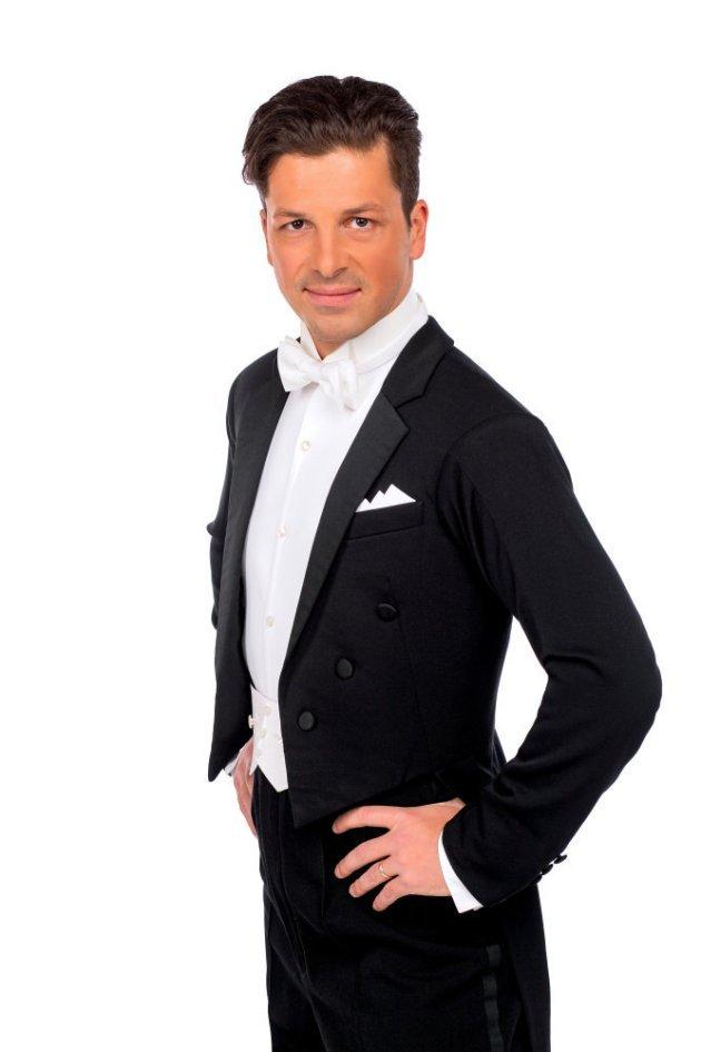 Thomas Kraml - Profitänzer bei den Dancing Stars 2016