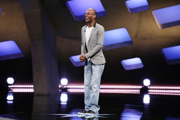 Tyrell Anderson - Kandidat DSDS am 23.1.2016
