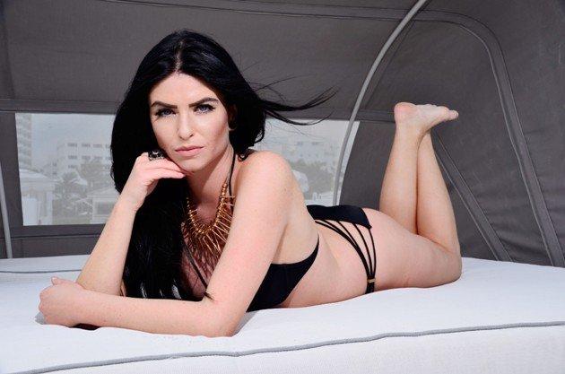 Vivien vom Bachelor 2016 im Bikini