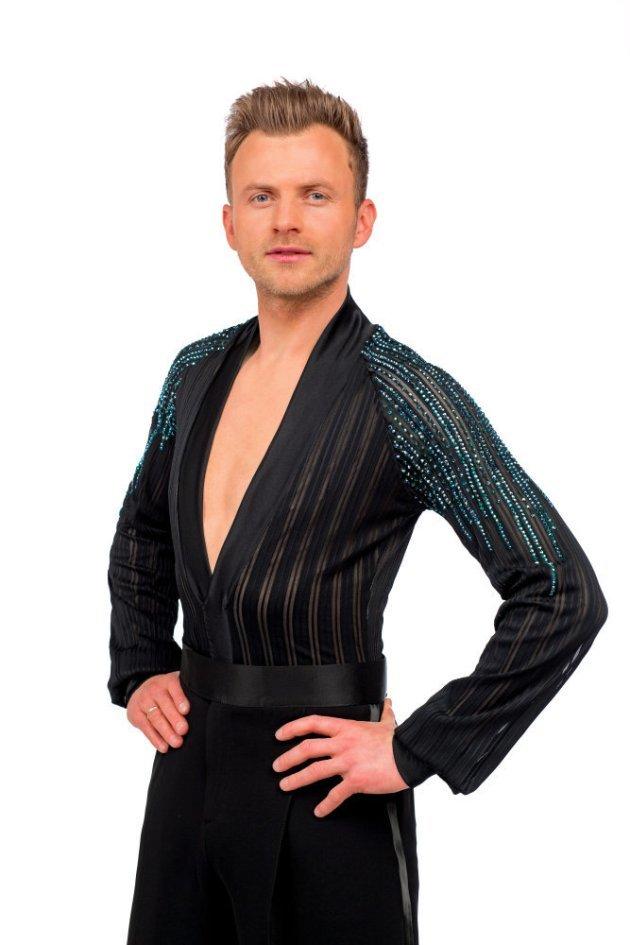 Willi Gabalier - Profitänzer bei den Dancing Stars 2016