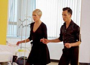 Andy Pohl - Heidi Neururer - Dancing Stars 2016 erste Proben - 4