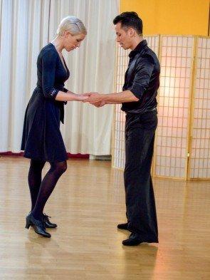 Andy Pohl - Heidi Neururer - Dancing Stars 2016 erste Proben - 5