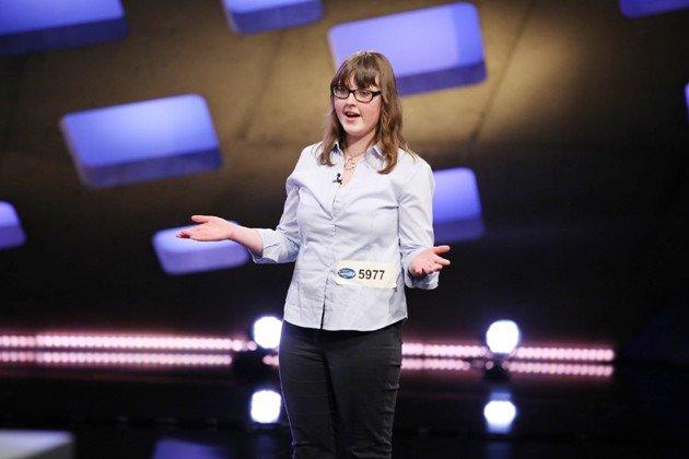 Anna Karina Henke DSDS-Kandidatin am 13.2.2016
