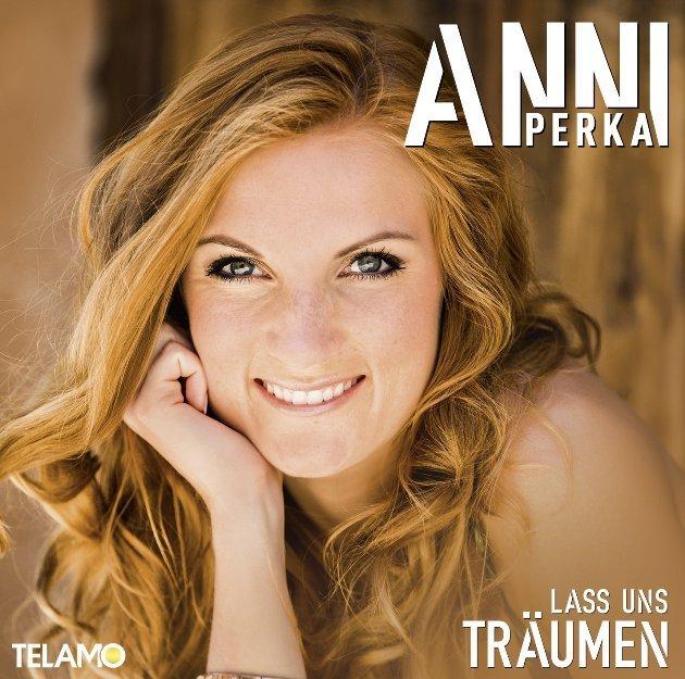Anni Perka veröffentlicht Schlager-CD Lass uns träumen